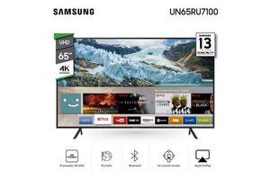 """Smart TV SAMSUNG 65"""" Ultra HD 4K en Tienda Inglesa"""