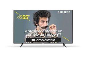 "Smart TV SAMSUNG 55"" UHD 4K Netflix Youtube en Tienda Inglesa"