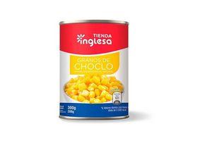 Choclo en Grano TIENDA INGLESA 300 g en Tienda Inglesa