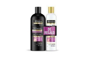 Shampoo TRESEMME Tresplex 750ml + Acondicionador 400ml en Tienda Inglesa