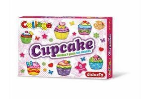 Moldea y Pinta Tus Imanes de Cupcakes DIDACTA en Tienda Inglesa