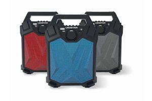 Parlante LEDSTAR con Bluetooth, Fm, Usb en Tienda Inglesa