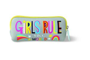 Cartuchera Neopreno GIRLS RULE 2020 en Tienda Inglesa