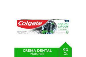 Crema Dental COLGATE Naturals Purif 90 gr en Tienda Inglesa