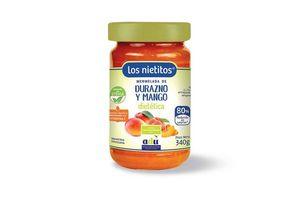 Mermelada diet de Durazno y Mango LOS NIETITOS 340 Gr. en Tienda Inglesa