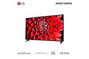 Smart Tv LG 49'' 4k Ultra HD  ¡Envío Gratis! en Tienda Inglesa