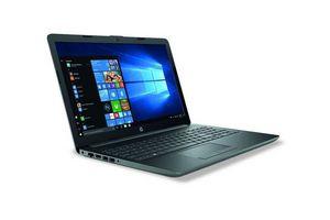 """Notebook HP  15.6"""" 4GB de RAM 500 GB Disco Duro Color Negro  W10 en Tienda Inglesa"""