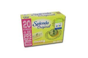 Edulcorante Sobre SPLENDA 100+20 en Tienda Inglesa