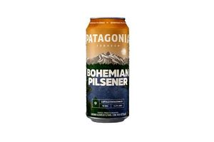 Cerveza PATAGONIA Bohemian Lata 473ml en Tienda Inglesa