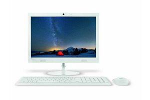 "AiO LENOVO 19.5"" HD Radeon R3 1TB 4 GB de RAM Win 10 Color Blanco ¡Envío Gratis! en Tienda Inglesa"