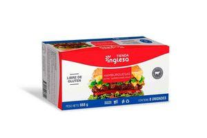 Hamburguesa extra TIENDA INGLESA x8 en Tienda Inglesa