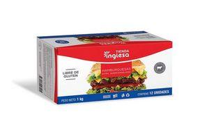 Hamburguesa Extra TIENDA INGLESA con 12 Unidades en Tienda Inglesa