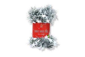 Boa con Estrella Verde Navidad en Tienda Inglesa