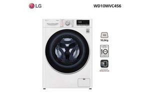 Lavasecarropas LG WD10WVC4S6 Frontal 10,5 kg en Tienda Inglesa