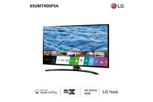 "Smart Tv LG 65"" UHD 4K ¡Envío Gratis! en Tienda Inglesa"