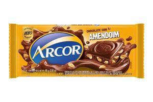 Chocolate con Mani ARCOR 80g en Tienda Inglesa