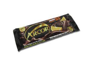 Chocolate  Amargo con Naranja ARCOR 80g en Tienda Inglesa