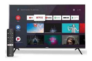 "Tv 43"" TCL Smart FHD Android Tv en Tienda Inglesa"