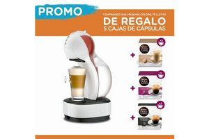 Combo Cafetera Colors + 5 Capsulas en Tienda Inglesa