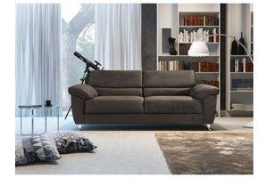 Sofa 2 Cuerpos Marron en Tienda Inglesa