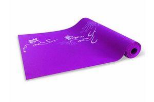 Yoga Mat Estampada 61 x 1.73 cm Espesor 4 mm en Tienda Inglesa