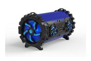 "Parlante BT Speaker 5.25"" Azul en Tienda Inglesa"