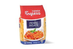 Fideos Penne Rigate TIENDA INGLESA 500g en Tienda Inglesa