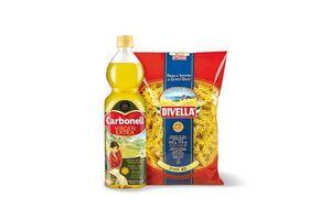 Aceite Oliva Pet Carbonell + Divella  1L en Tienda Inglesa