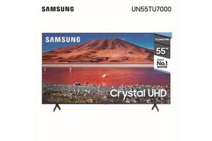 """Smart Tv SAMSUNG  55"""" Led UHD 4  K en Tienda Inglesa"""
