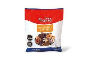 Galletas Surtidas TIENDA INGLESA 300 gr en Tienda Inglesa