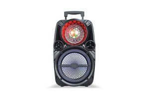 "Parlante LEXA con Micrófono  8"" en Tienda Inglesa"