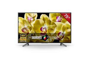 Smart Tv  SONY 75´ 4K X-Reality Pro Ultra HD Android TV en Tienda Inglesa