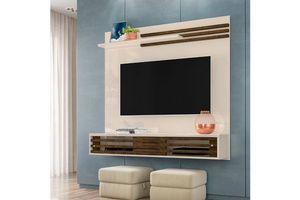 Panel TV Sublime 281 Off White/Savana en Tienda Inglesa
