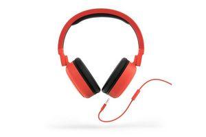 Headphone ENERGY SISTEM Style 1 Talk Rojo en Tienda Inglesa