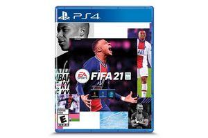 Juego PS4 Fifa 2021 en Tienda Inglesa