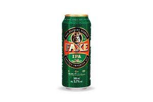 Cerveza FAXE Ipa 1 L en Tienda Inglesa