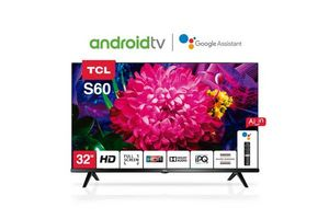 "Smart Tv TCL 32"" HD ¡Envío Gratis! en Tienda Inglesa"