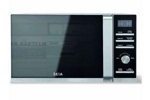 Microondas ZV con Grill Color Negro LEXA 30 L en Tienda Inglesa