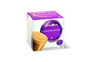 Cápsula Latte GIMOKA con 16 Unidades en Tienda Inglesa