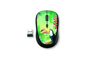 Mouse TRUST Yvi Inalámbrico Tucan en Tienda Inglesa