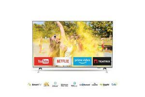 "Smart TV PHILIPS 50"" 4k uhd Borderless en Tienda Inglesa"
