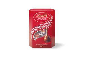 Bombones Lindor con Chocolate de Leche LINDT 75 gr en Tienda Inglesa