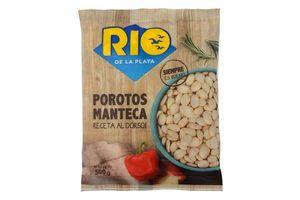 Porotos Manteca RIO DE LA PLATA 500 gr en Tienda Inglesa