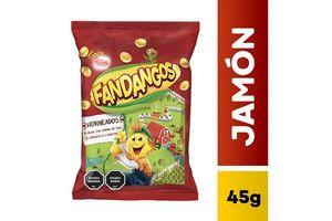 Snack FANDANGOS Jamón 45 gr en Tienda Inglesa