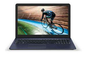 """Notebook ASUS 15.6"""" Intel Celeron N4020 4 Gb RAM 1 TB HDD en Tienda Inglesa"""